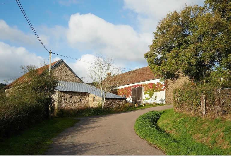 Der Weg zu THiLOs Schreibworkshops in Burgund