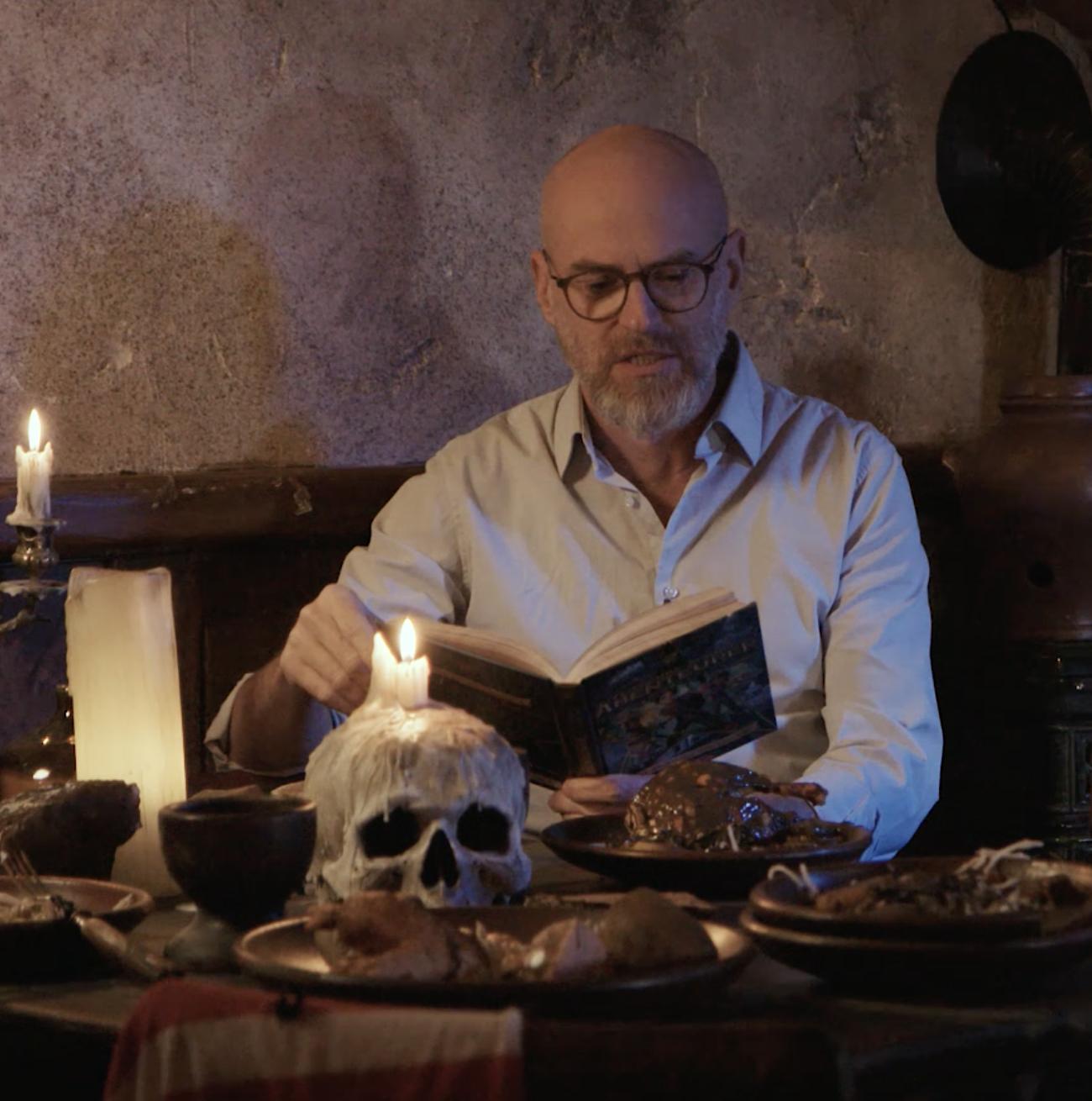 Lesungsfilm Batavia Spelunke