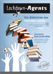 Escape Room zum Ausdrucken Bibliothek ab 8